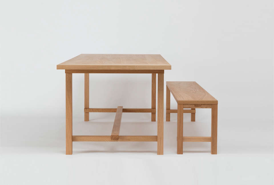 another country series four bench and table 18