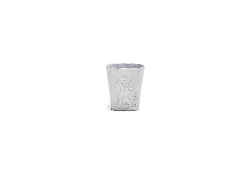 10 Easy Pieces The New Ceramic Wine Cup Astier de Villatte Angel Tumbler