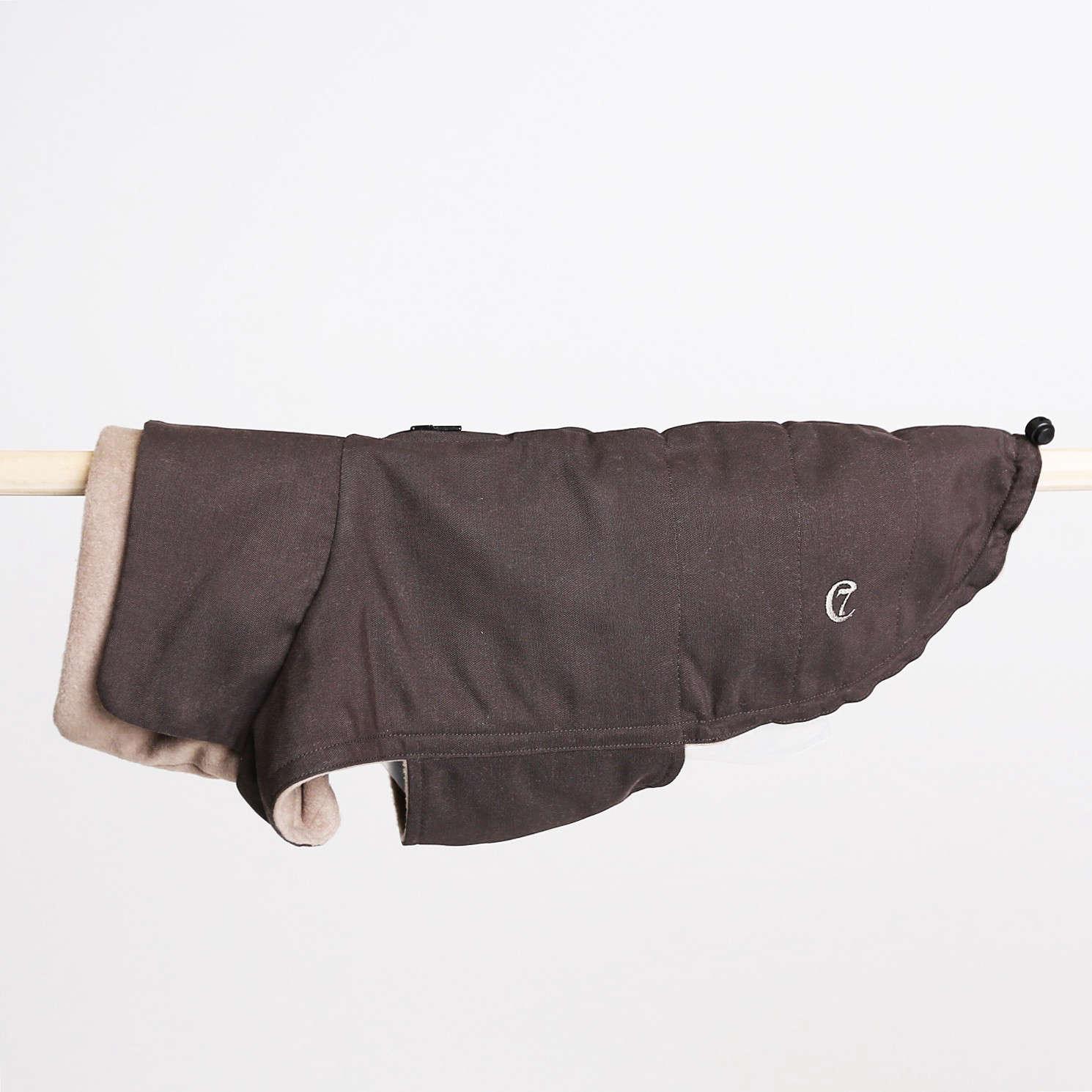 Cloud7 Brooklyn Waxed Cotton Dog Coat