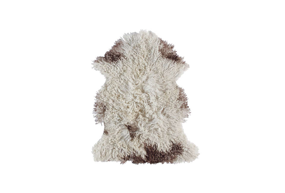 cox and cox curly sheepskin natural 24