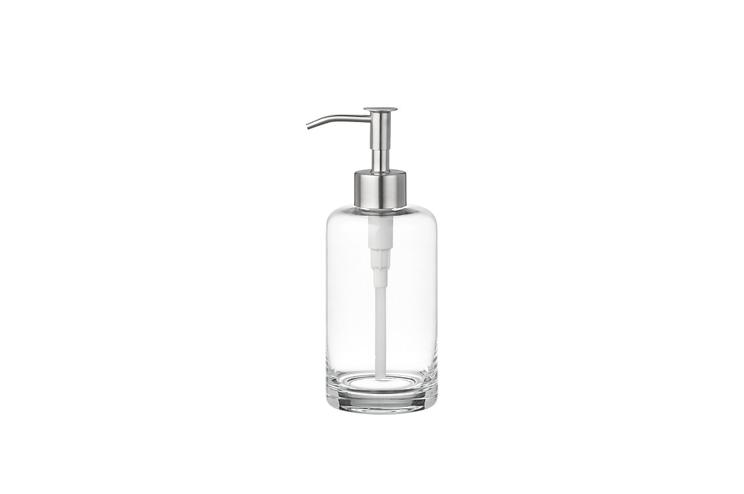 crate and barrel glass soap dispenser 21