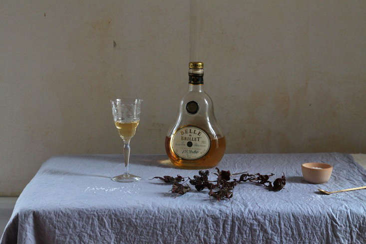 DIY Holiday Tablecloth Natural Dye by Justine Hand