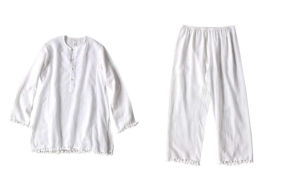 dosa tassel kurta and tassel pants 18