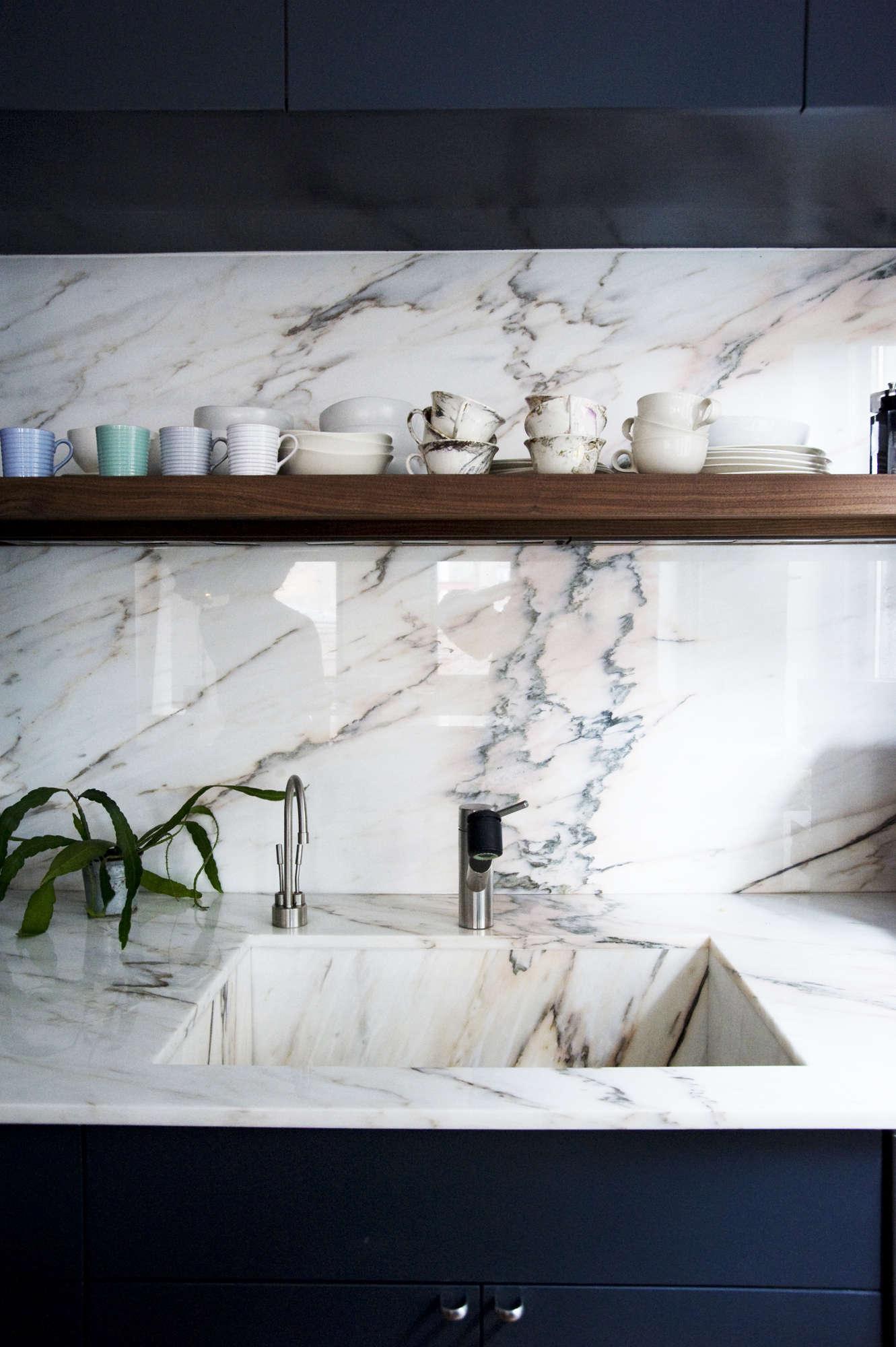 Elizabeth Roberts Pink Marble Countertops Kitchen Marble Countertop Marble Countertops