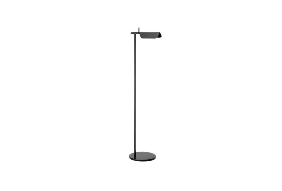 flos tab floor lamp in black 19