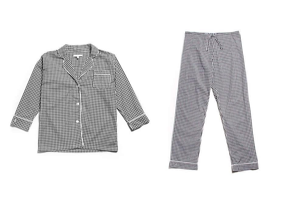margiot collection maya check long pajama set 10