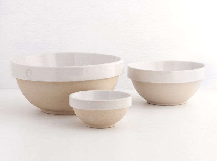 oven to table french nesting bowls by poterie digoin; \$\150 at shed. 13