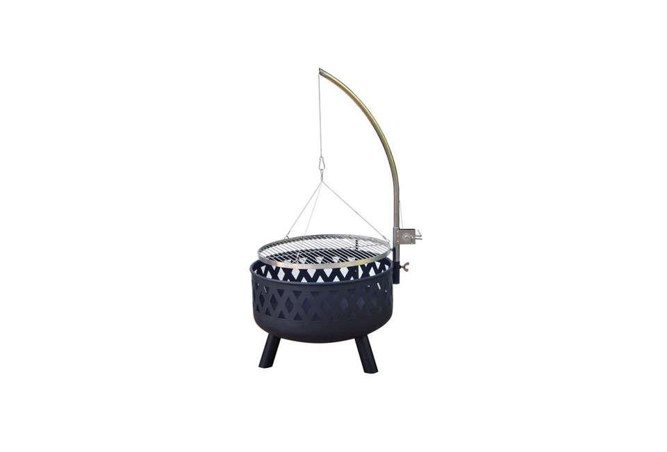 terapeak outdoor fire pit brazier heater stove 11