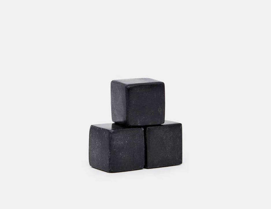the line teroforma black whiskey stones 15