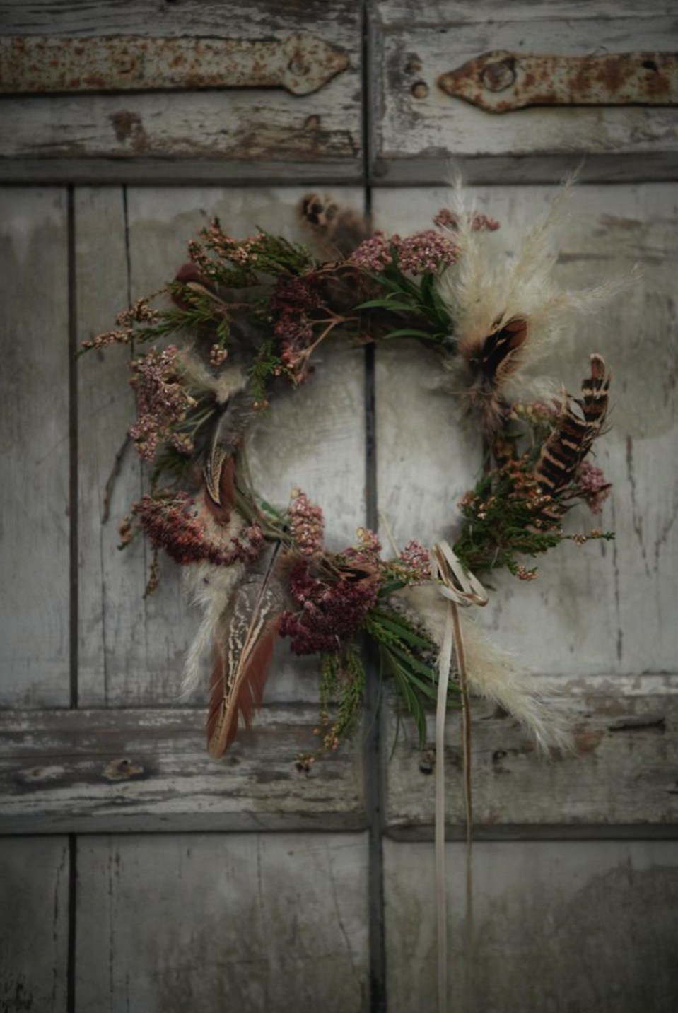 welsh wreath making, photo by britt willoughby dyer 13