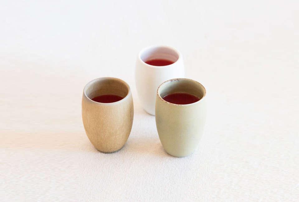 10 Easy Pieces The New Ceramic Wine Cup wheel ceramics wine cups