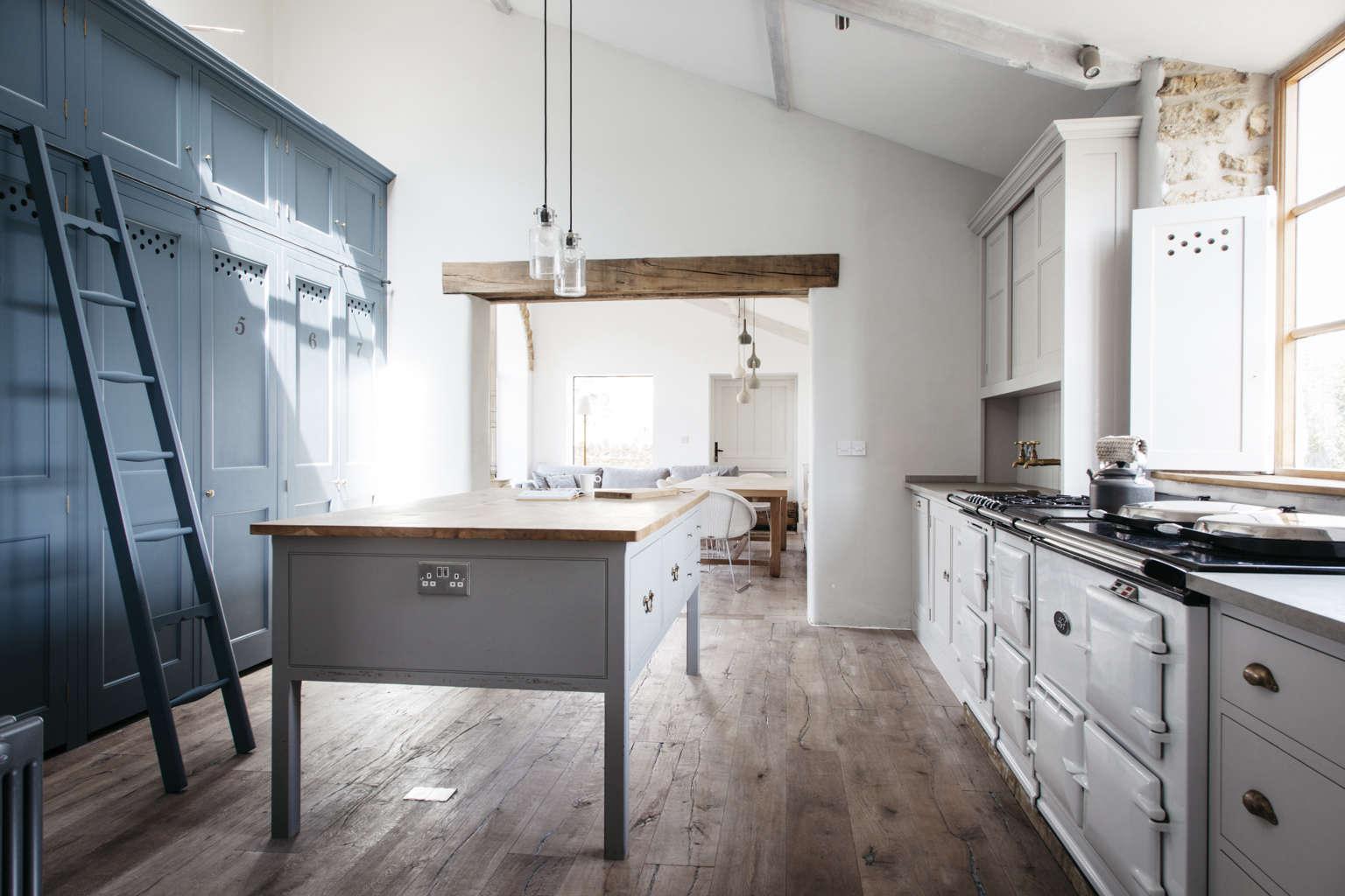 A Dorset farmhouse kitchen by Plain English