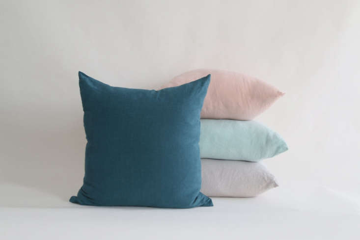 mix and match simple linen pillows from hawkins ny. 11