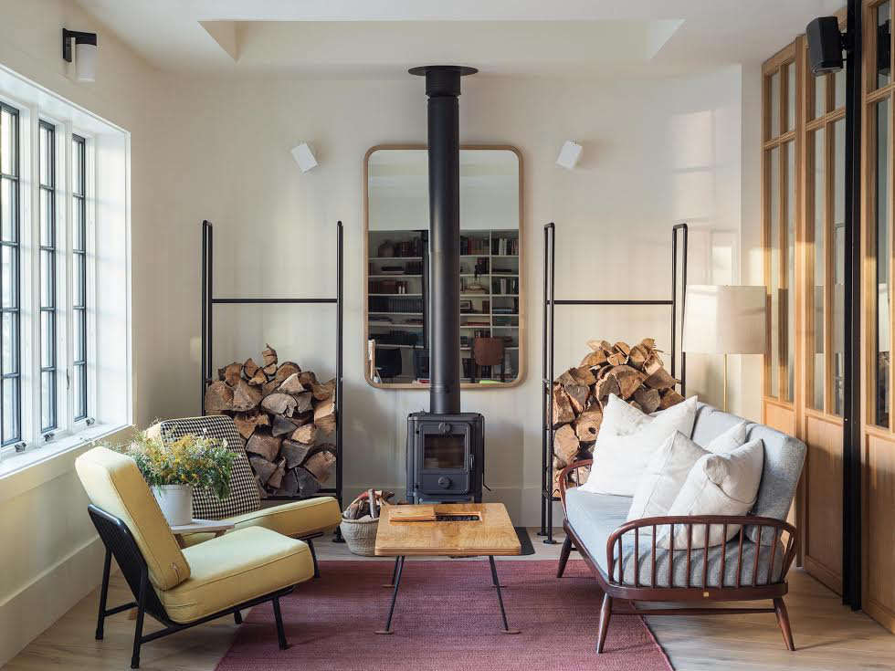 Expert Advice 9 HardWearing Natural Material Recommendations from a Hotelier Rivertown Lodge Workstead design Matthew Williams photo