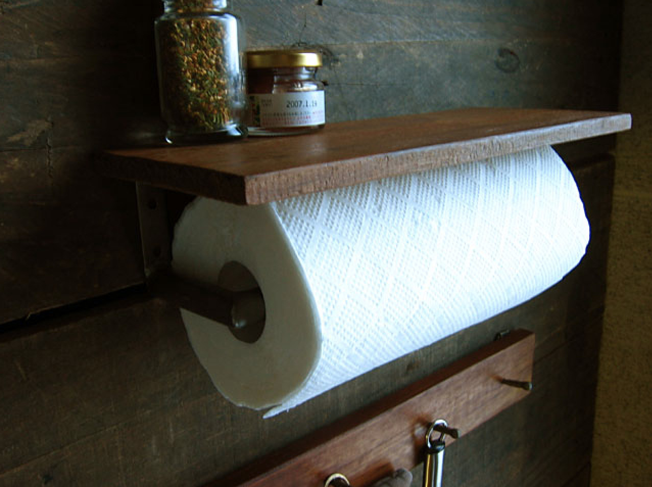 A. Depeche Paper Towel Holder
