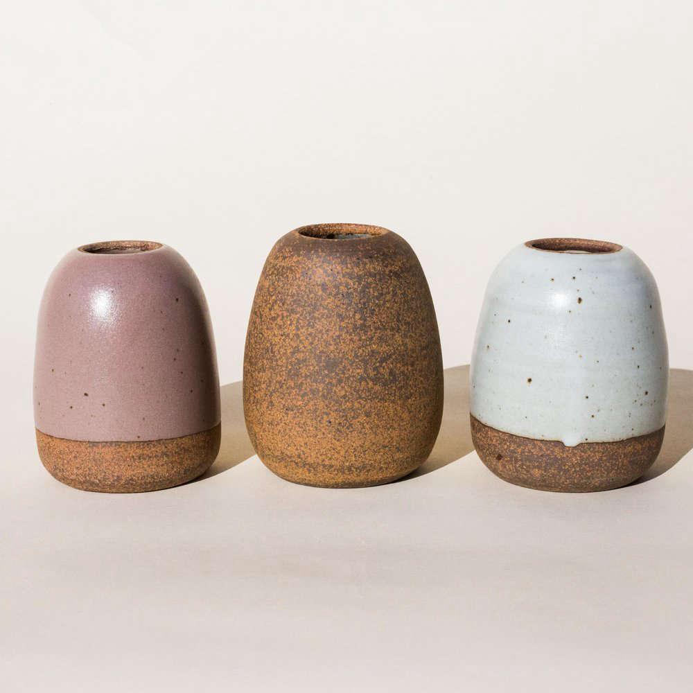 east fork pottery bud vase 17