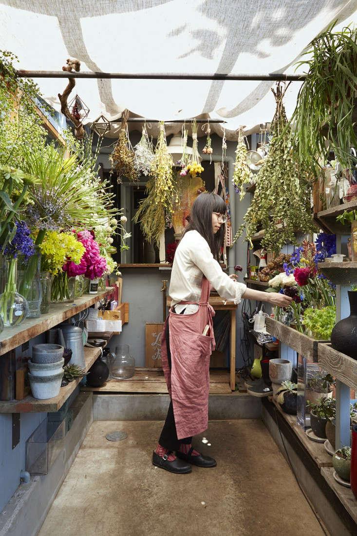 little flower shop tokyo 9