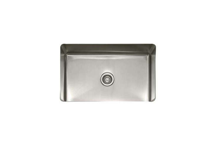 For a similar stainless steel sink, the Franke Professional Series is $loading=