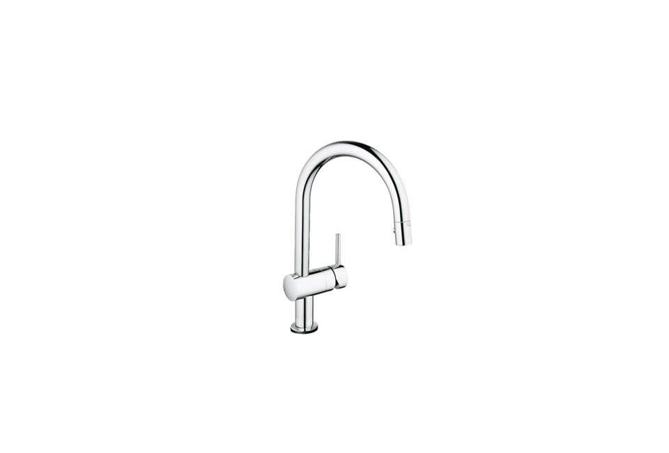 grohe starlight chrome minta faucet 23