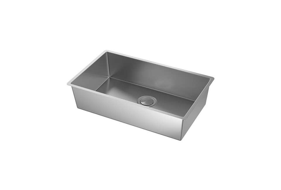 ikea norrsjon inset stainless steel sink 18