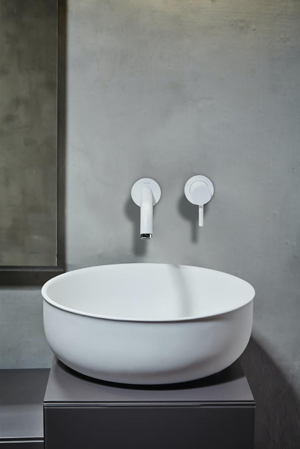 A Nostalgic Bath Collection from a Copenhagen Design Firm Inbani for Norm Architects Prime Sink