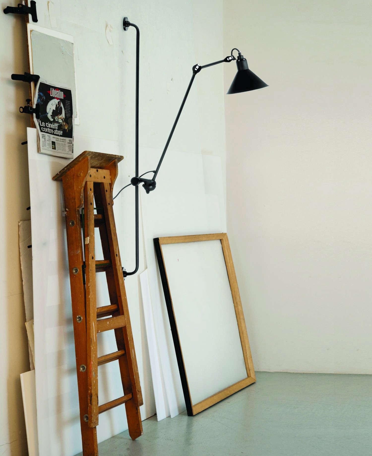 lampe gras wall lamp dwr 9