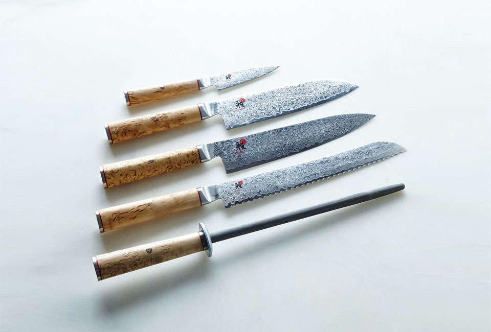 miyabi birchwood japanese chef's knives 18