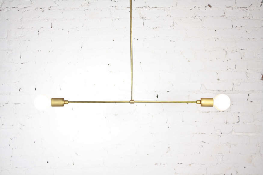 perchoir midcentury modern pendant chandelier 10