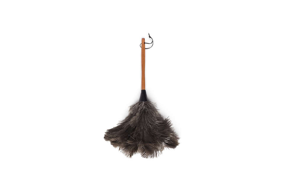 Redecker Feather Duster Black