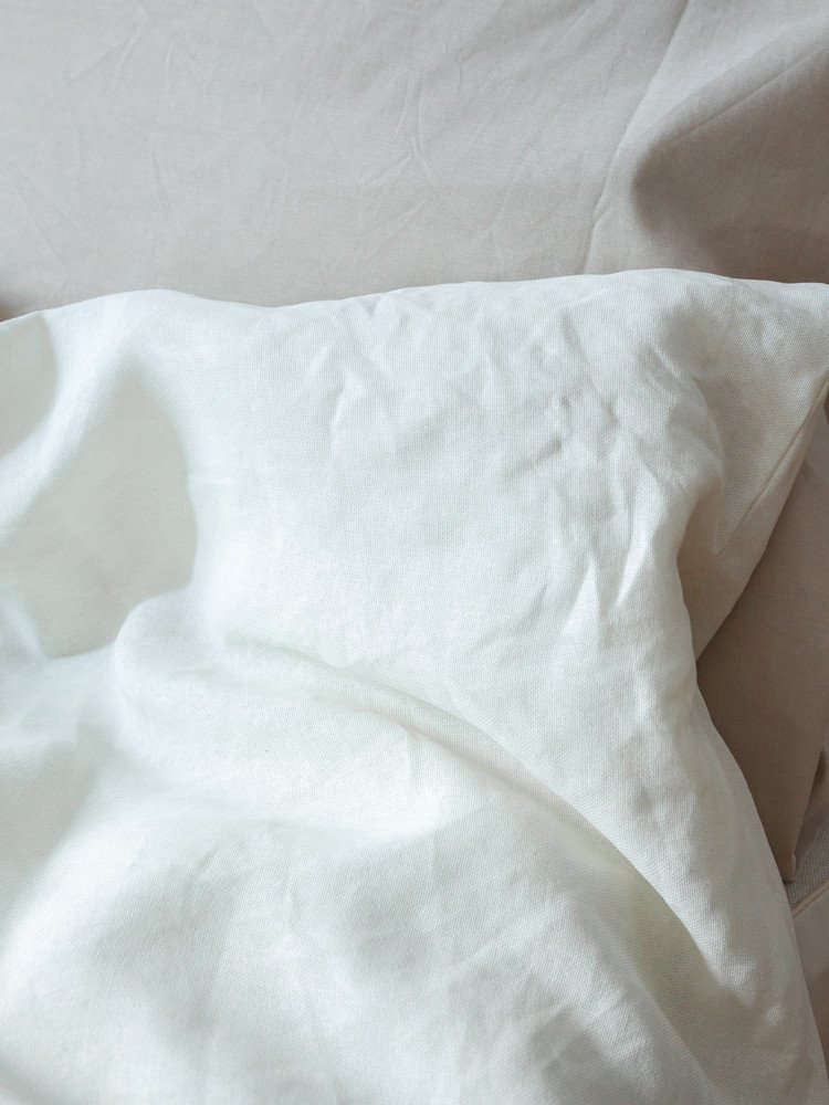 A Long Winters Nap An Innovative New Bedding Line from Japan Sasawashi Duvet Cover by Rikumo