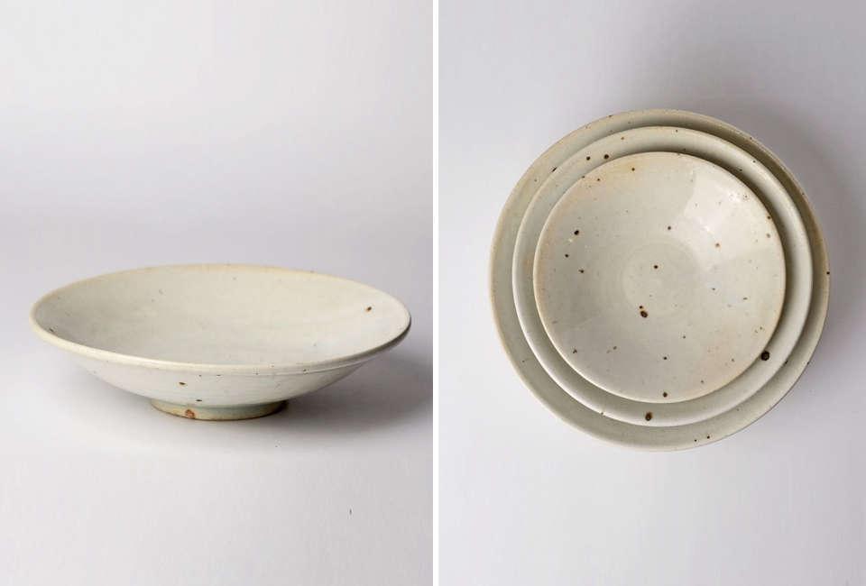 shinji hidaka ash glaze bowl 33