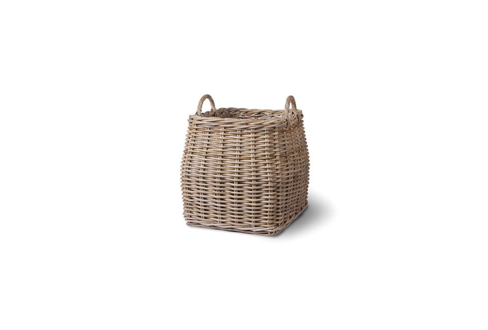 Tapered Log Basket