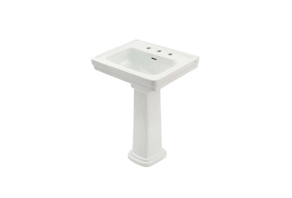 toto promenade lavatory pedestal sink 13