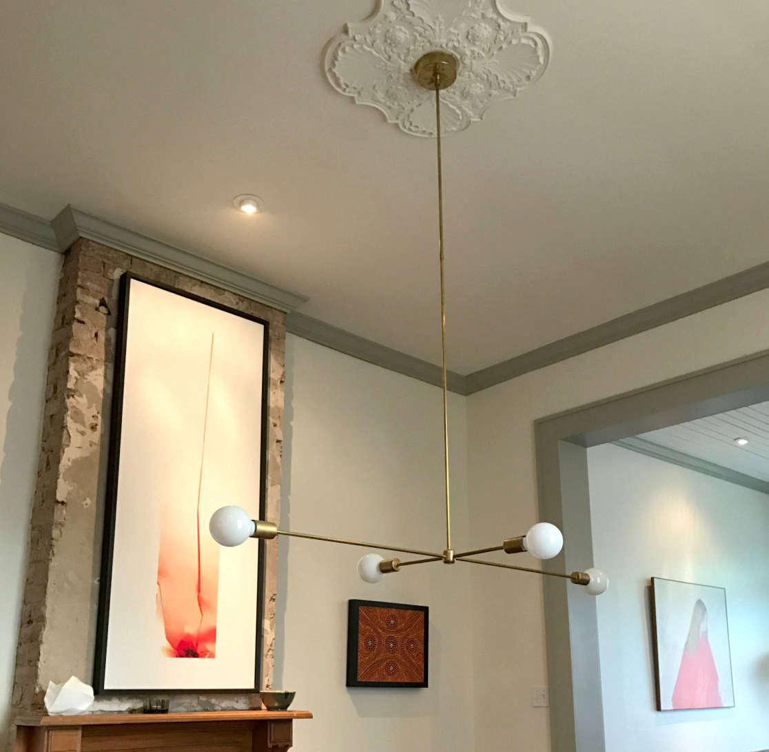 volta chandelier c4m light 13