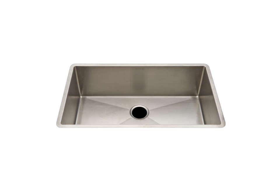 waterworks kerr stainless steel sink 14