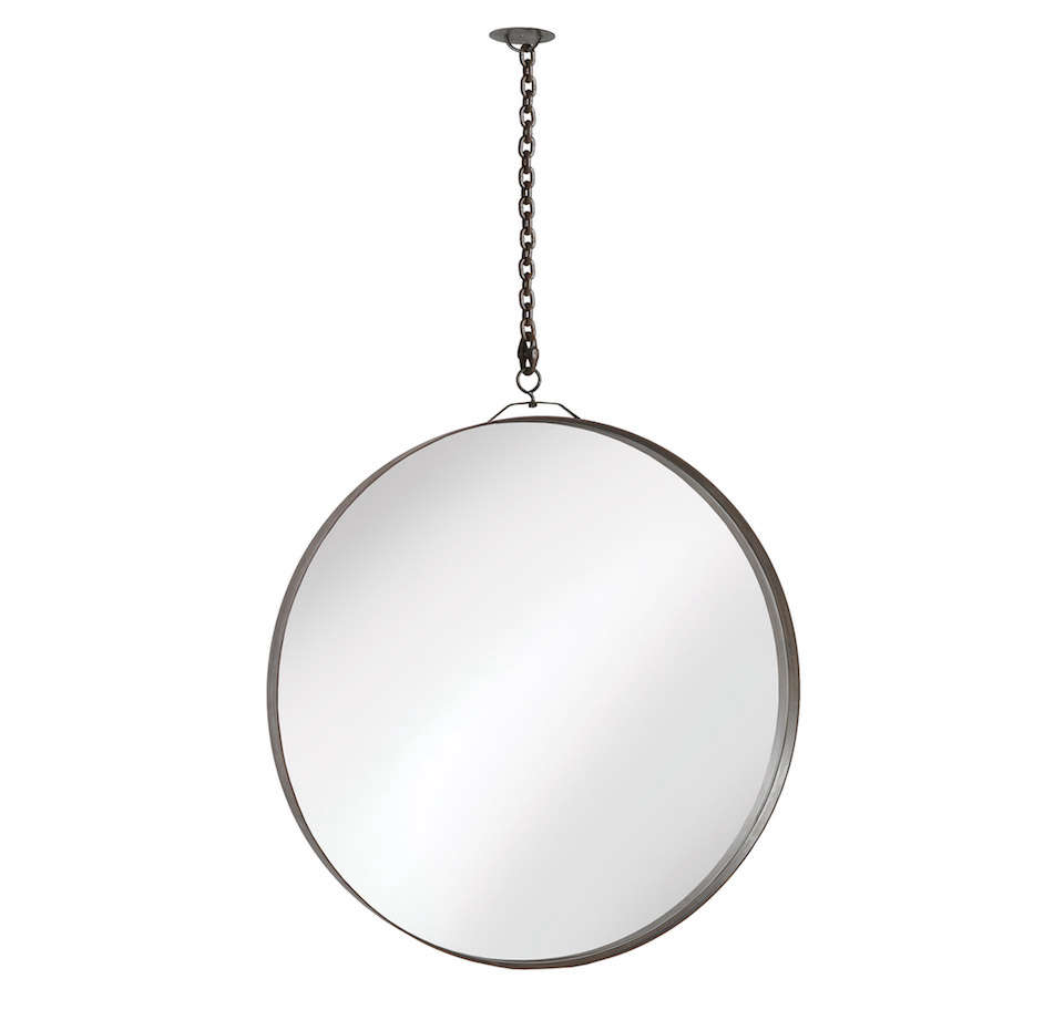 Ara Ring Mirror with Chain from Cisco Brothers
