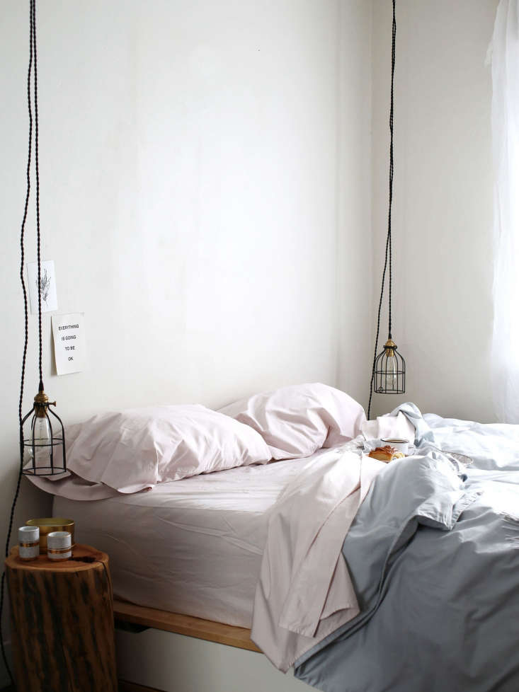 according to their testimonial, flaneur sheets are made with \100 percent supim 9