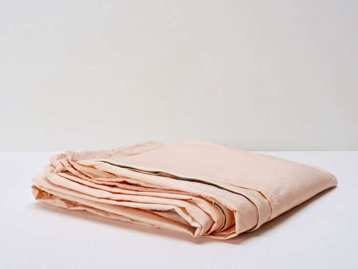 all flaneur sheets are garment dyed to order in small batches to conserve water 11