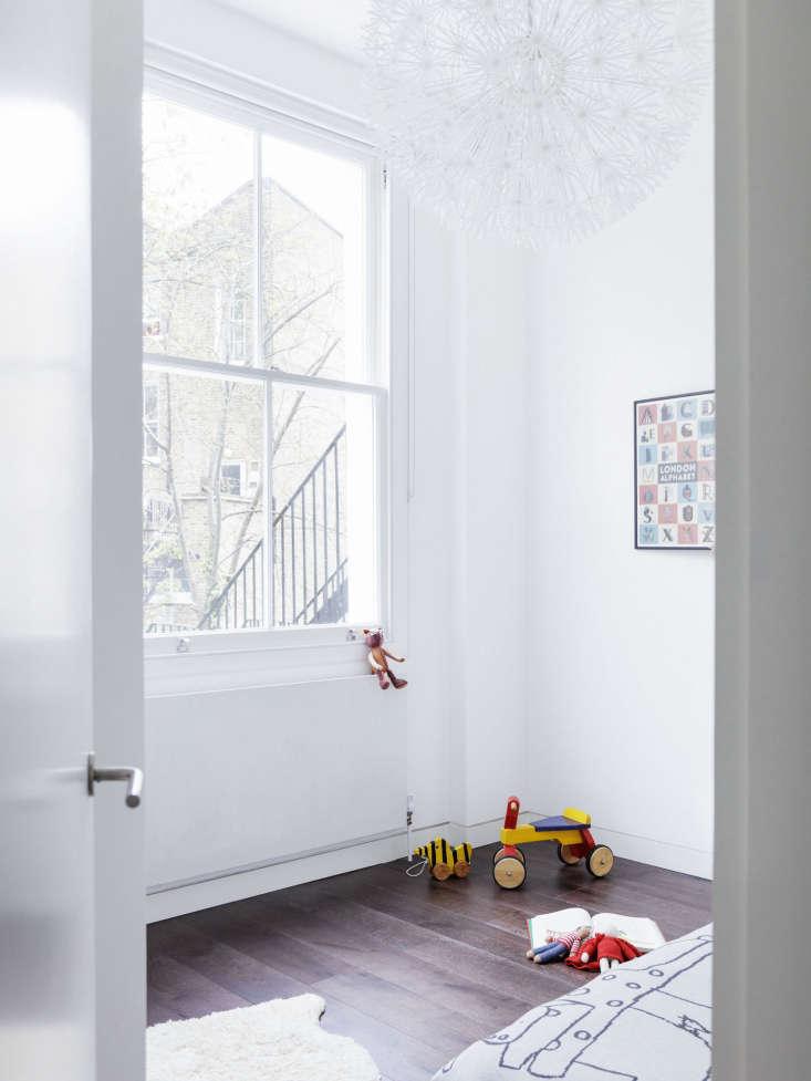 ikea&#8\2\17;sps maskros pendant light hangs in the kids&#8\2\17; roo 21