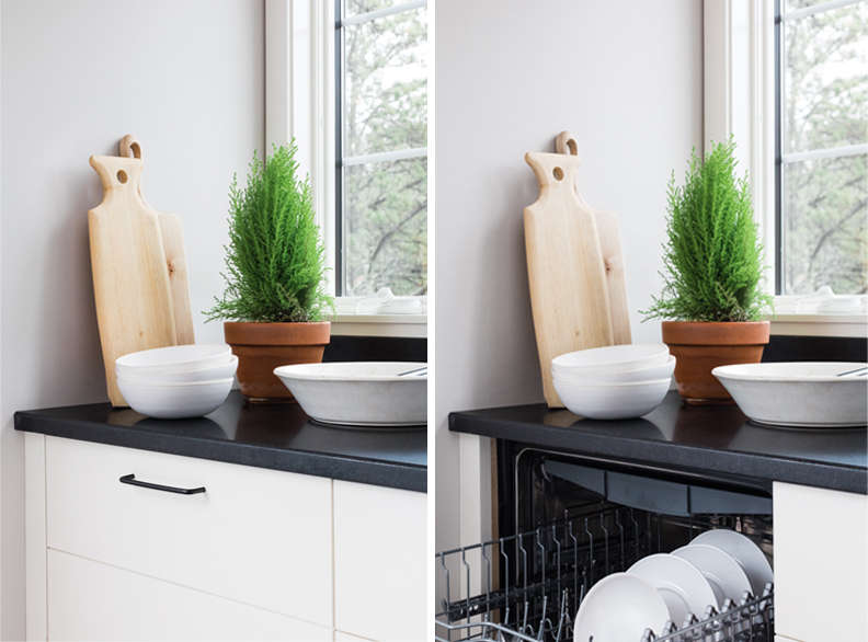 scandinavian inspired kitchen by remodelista with bosch home appliances 15