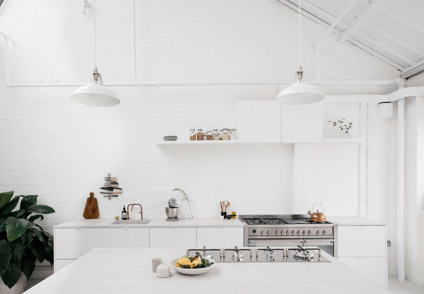 Photography studio Rye London was built with Ikea&#8