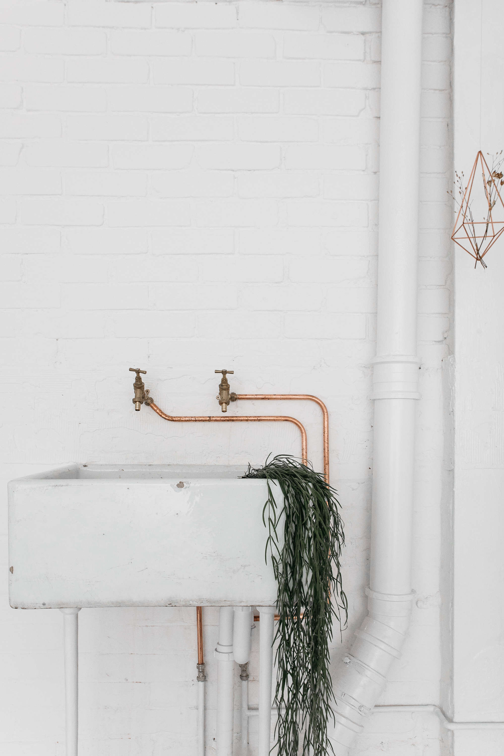 diy copper sink faucet and diy sink made from an antique basin paired with whit 23