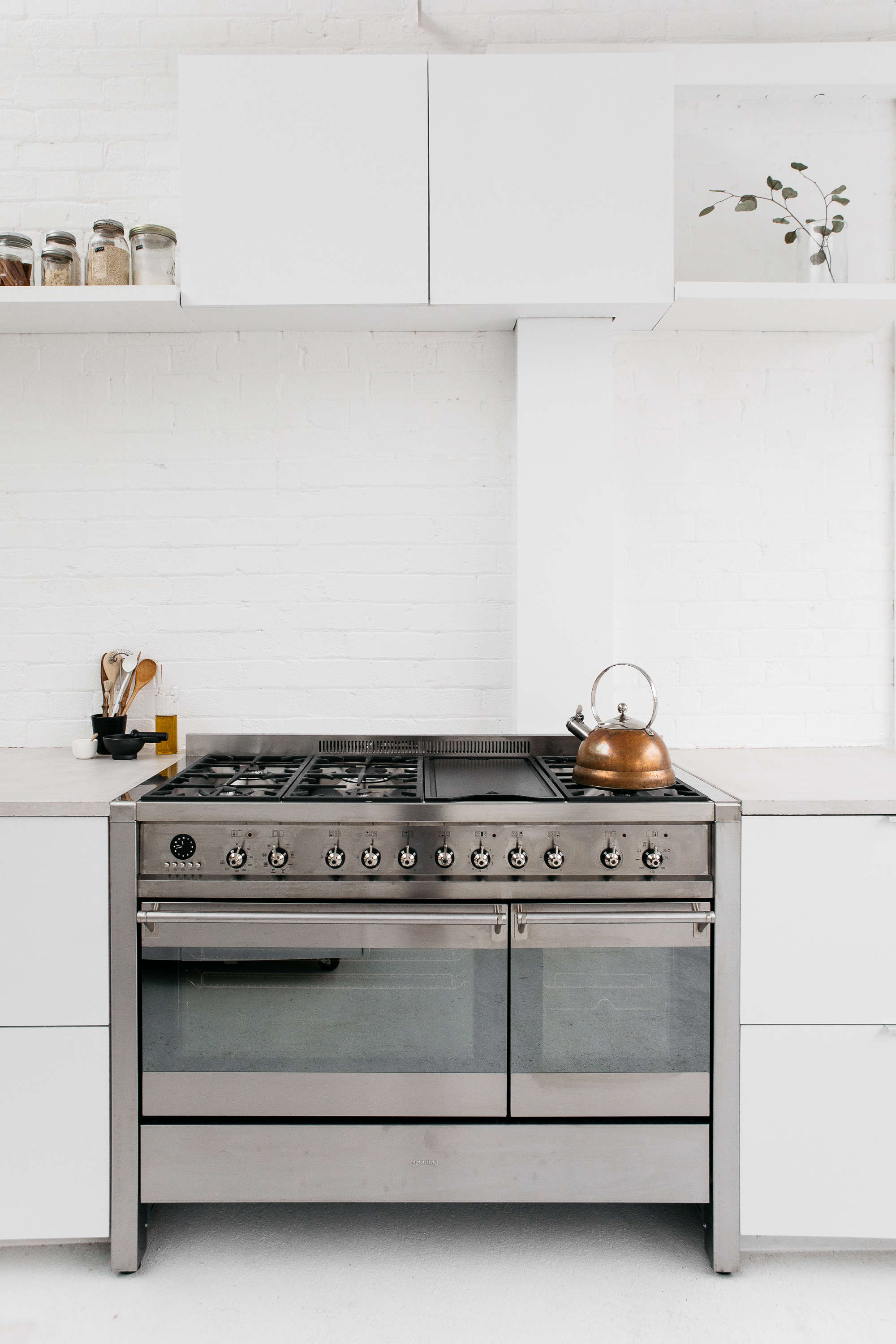 Kitchen Of The Week An Artful Ikea Hack Kitchen By Two London Foodies Remodelista