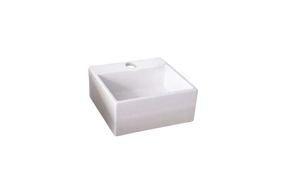 Barclay Mini Nova Single Hole Wall-Hung Basin