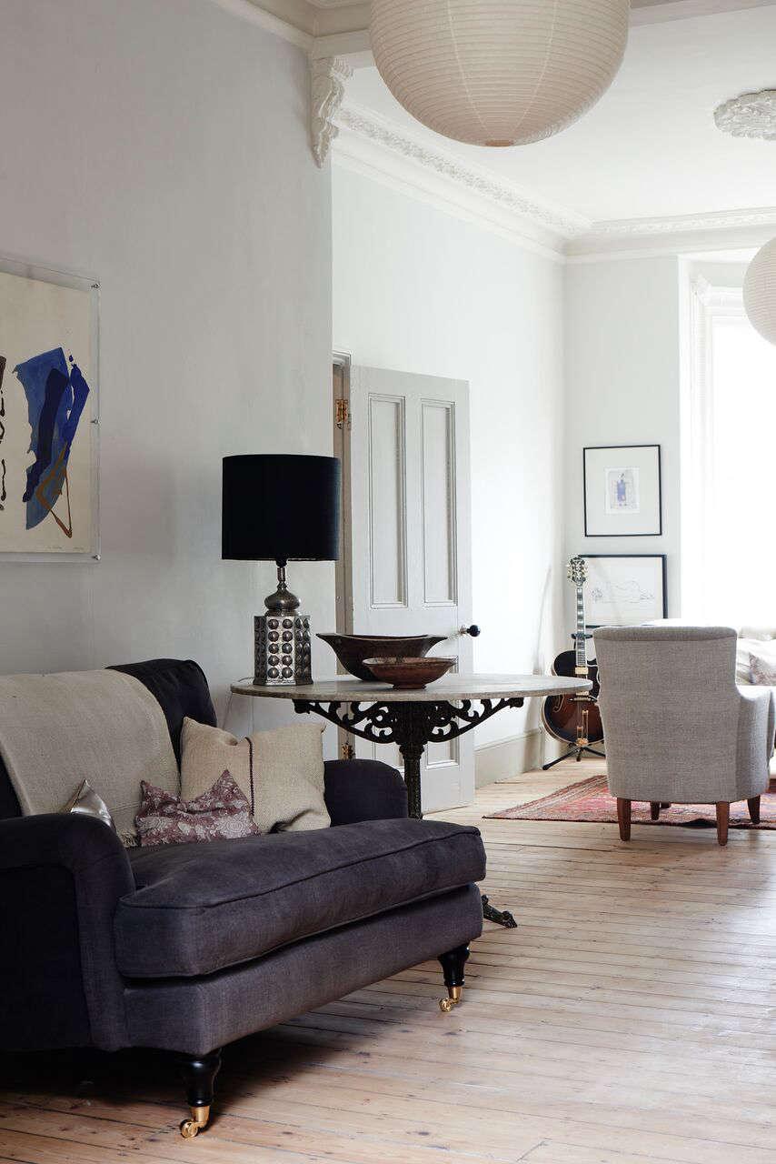 cassandra ellis peckham house living room 10