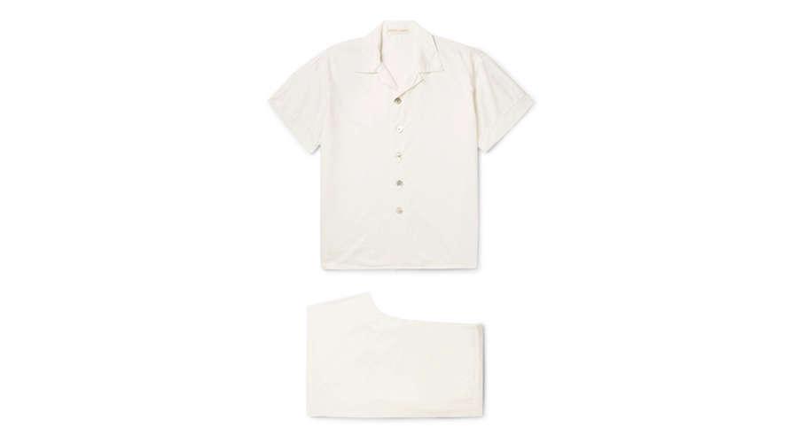 Cleverly Laundry Pajamas White