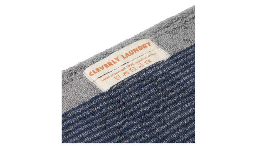 Cleverly Laundry Towel Detail