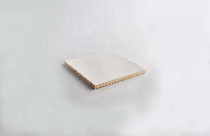 and the company&#8\2\17;s simplest offering, the square white branco tile. 23