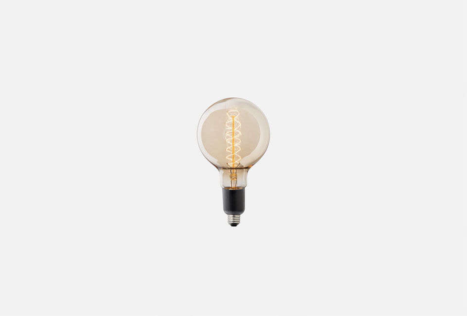 TheG0 Oversize Filament Bulb is $38 at Schoolhouse Electric.
