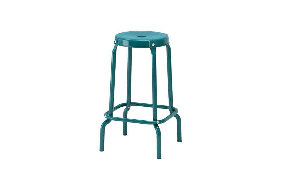 ikea raskog bar stool in blue 20